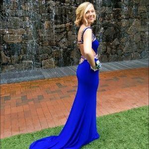 Sherri Hill Prom Dress! Size 3 💙